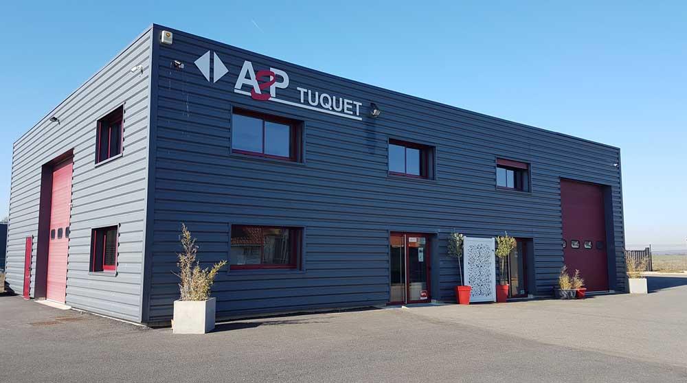 A2p tuquet artisan installateur portails oise 60240