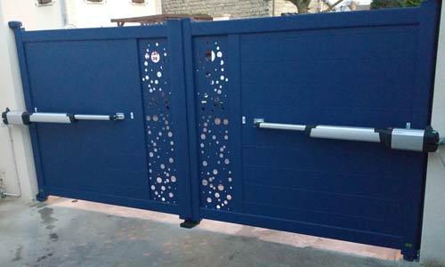 Automatisme portail porte garage a2p