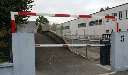 Barriere automatique portique residence argenteuil