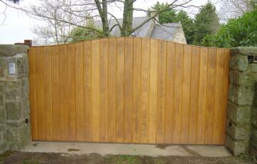 Erdre portail bois jpg