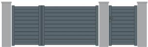 Litenn modele a lames persiennes 130 mm