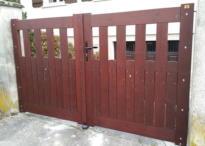 devis portail coulissant Jœœuf